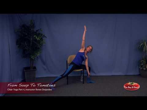 Chair Yoga Part 4