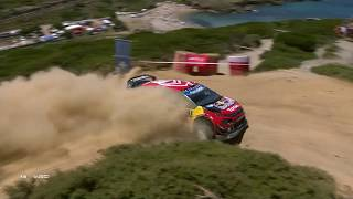 2019 Rally Italia Sardegna - Highlights