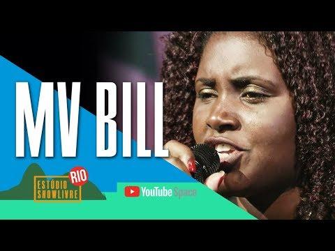 """""""Cidade do pecado"""" - MV Bill no Estúdio Showlivre no YouTube Space Rio 2017"""