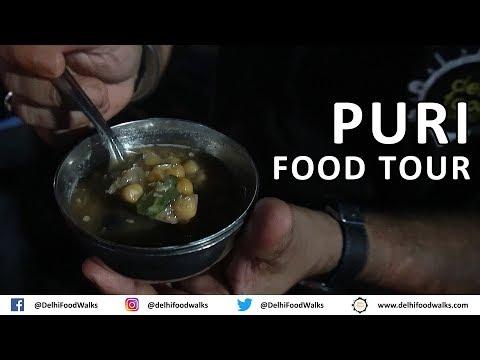 Puri Street Food Tour I Odisha Food Walks I Indian Street Food