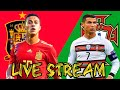 SPAIN vs PORTUGAL LIVE   International Friendly 2021 Live Stream and Watch Along