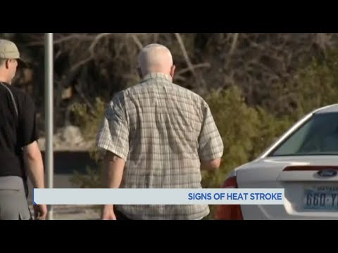 Recognizing Signs of Heat Stroke