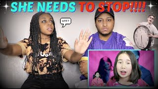 """Ricegum """"9 YEAR OLD GIRL ROASTED ME!! (Sister Bully)"""" REACTION!!!"""