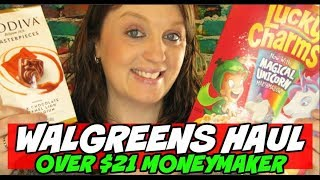 Walgreens MONEYMAKER Haul December 16th-22nd 2018