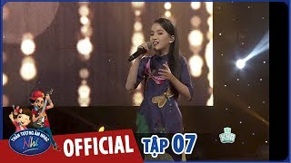 vietnam idol kids 2017 - tap 7 - thao nguyen - neo dau ben que