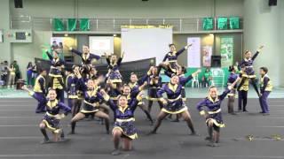 2015 DLSZ Cheer Dance Competition Batch 2021