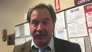 Sheriff Scott Mascher - Crime Rate is Rising and the Jail is Full