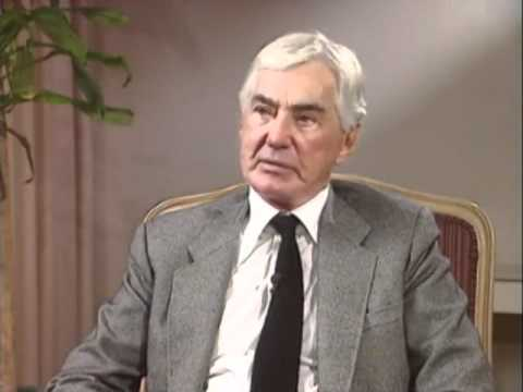 John Delorean With Gerry Kelly Clip Youtube