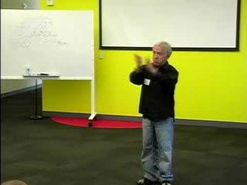 Leslie Jordan Speaks at Google