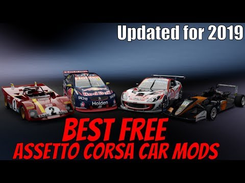 6 5 Free Must Have Car Mods for Assetto Corsa (2019 Best of