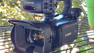 XA11 Canon unboxing!! So excited!