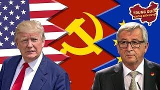 Trung Quốc Sẽ Chia Rẽ được Mỹ và Châu Âu? | Trung Quốc Không Kiểm Duyệt