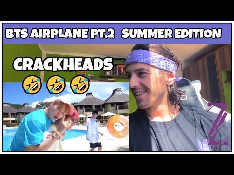 [2020 FESTA] BTS (방탄소년단) 'Airplane pt.2' (Summer ver.) @2018 SUMMER PACKAGE [DANCER REACTION] #bts