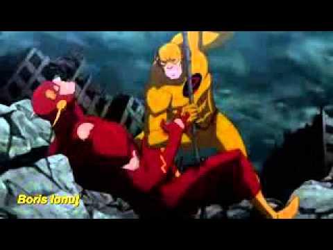 The Flash Cartoon Youtube
