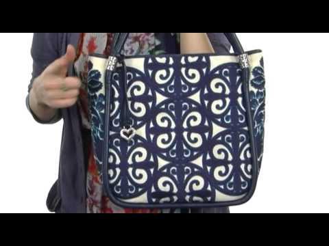 Brighton Brislin Embroidered Tote  SKU#:8174973