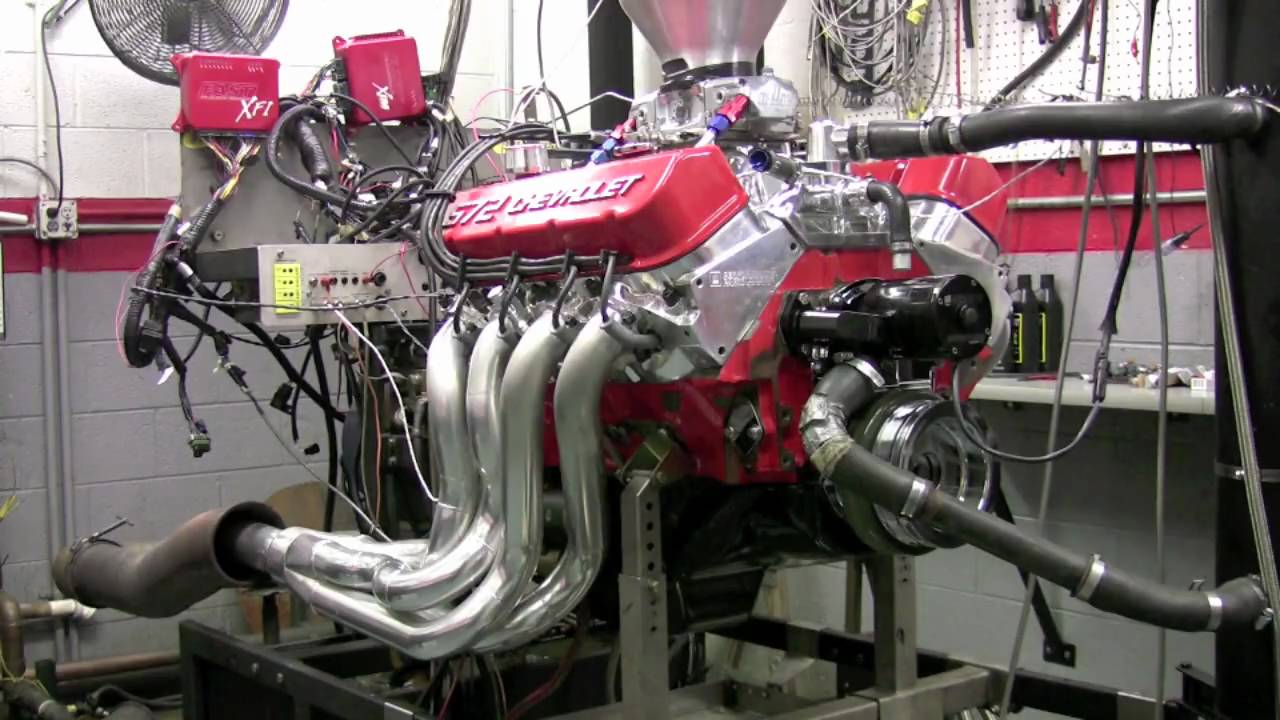 chevrolet 572 crate engine