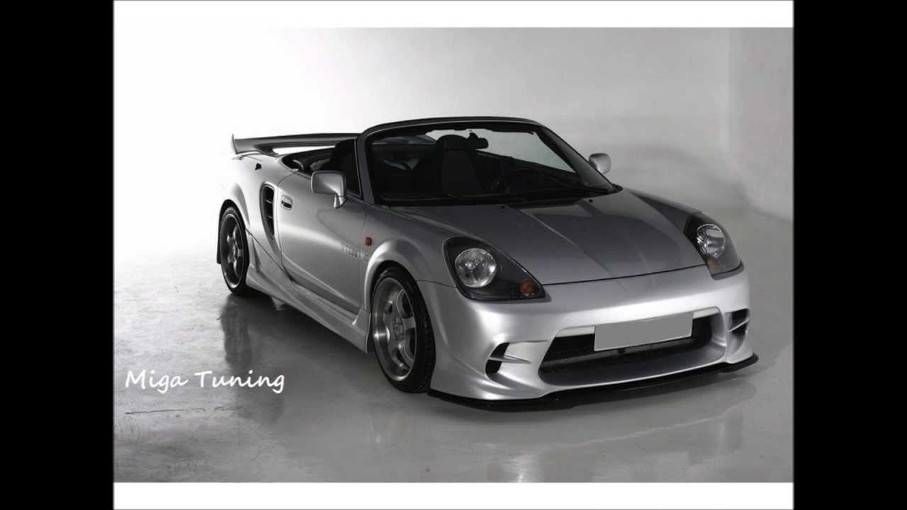 toyota mr2 mk3 tuning body kit youtube. Black Bedroom Furniture Sets. Home Design Ideas