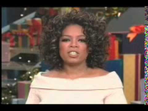 Oprah show 2005 - Oprah's Favorite Things