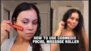 How I use the Cosmedix Facial …
