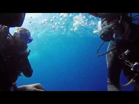 Zenobia - Wreck Diving Course - Dive 1 - 11th June 2015