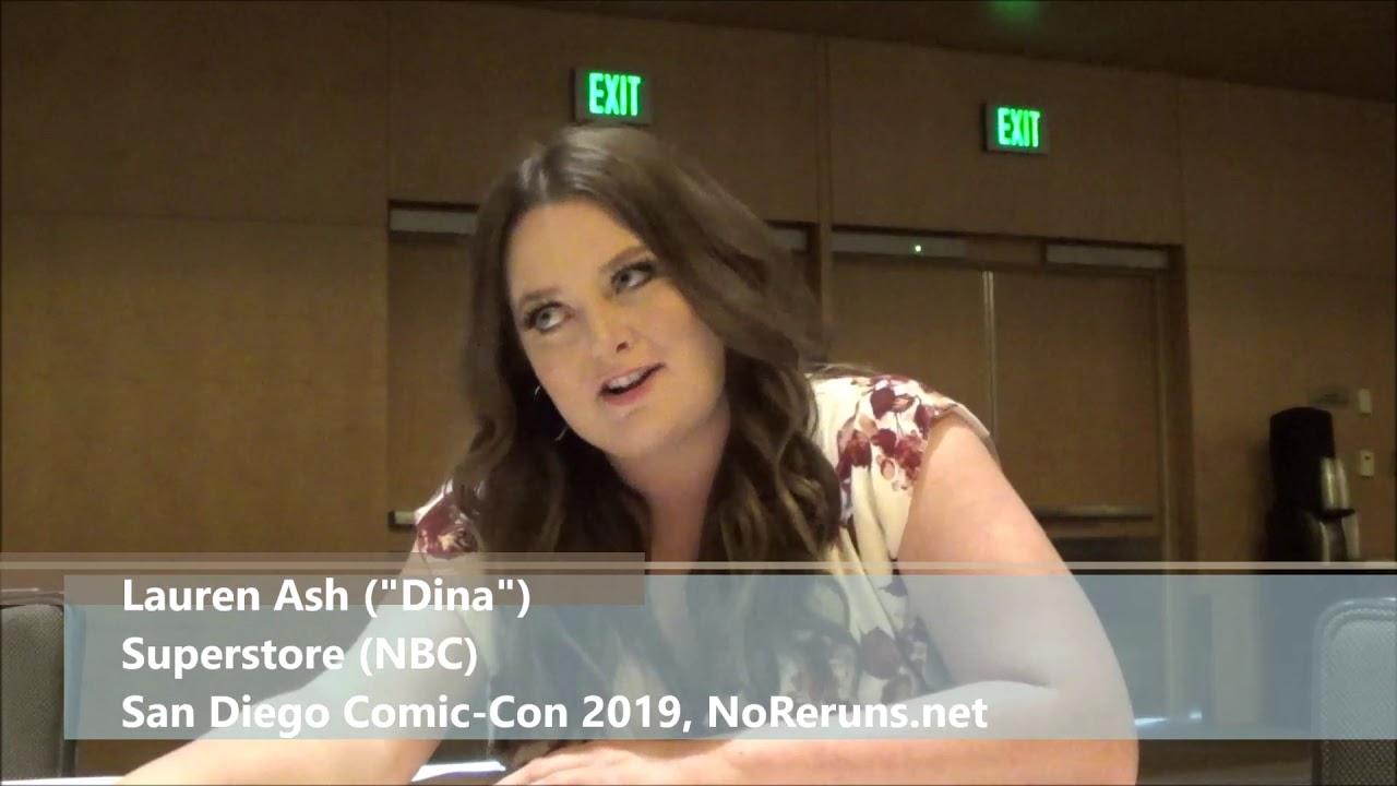 Download Superstore Q&A with Lauren Ash (SDCC 2019)