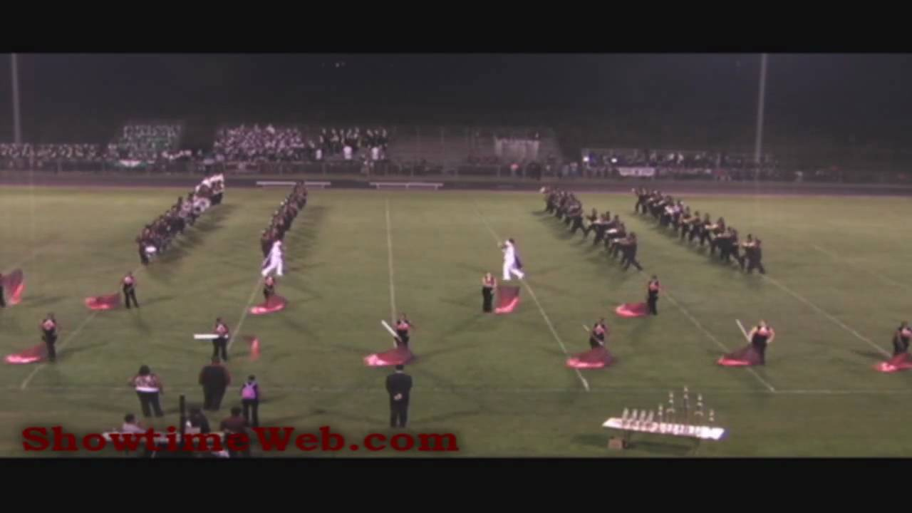 Natchitoches Central High School Fieldshow 2009 Youtube