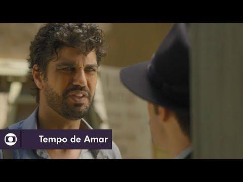 Tempo de Amar: capítulo 139 da novela, quinta, 8 de março, na Globo