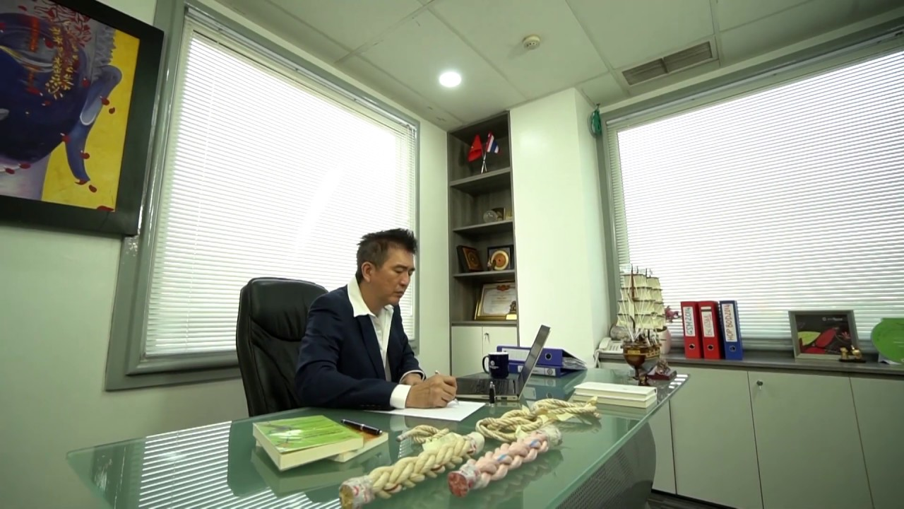 [TRAILER] CEO Veerapong Sawatyanon   Số 01: Khởi nghiệp nơi