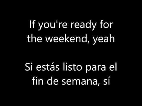 Ready For The Weekend R3HAB & NERVO ft. Ayah Marar lyrics español