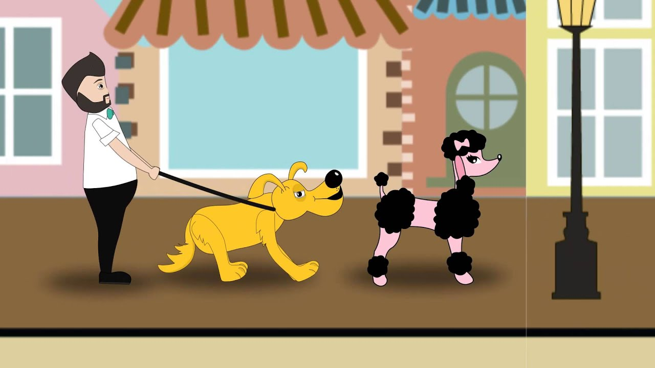 Cartoon Pictures Of Dogs Mating