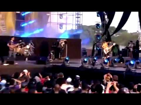 GIGI - Damainya Cinta [Live at Java RockingLand 2013]