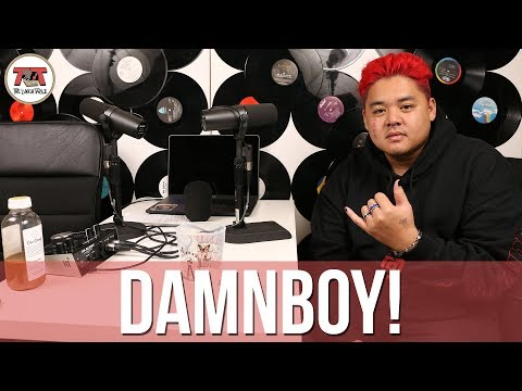 Damnboy! Single-Handedly Became The #1 Reggae Artist In Hawaii | The Lunch Table
