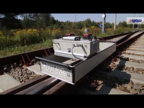 SCORPION - 3D Laser Scanning System for Rail and Turnout Profile Measurment