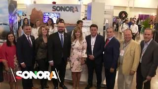 Inaugura Gobernadora Pavlovich Expo Business Arizona – Sonora