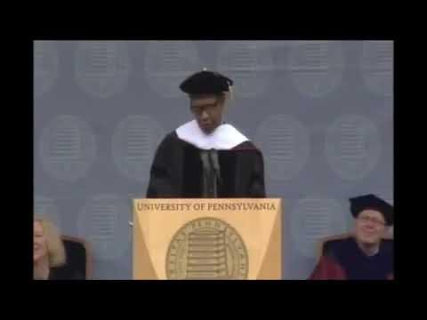 Denzel Washington Fall Forward Commencement Speech