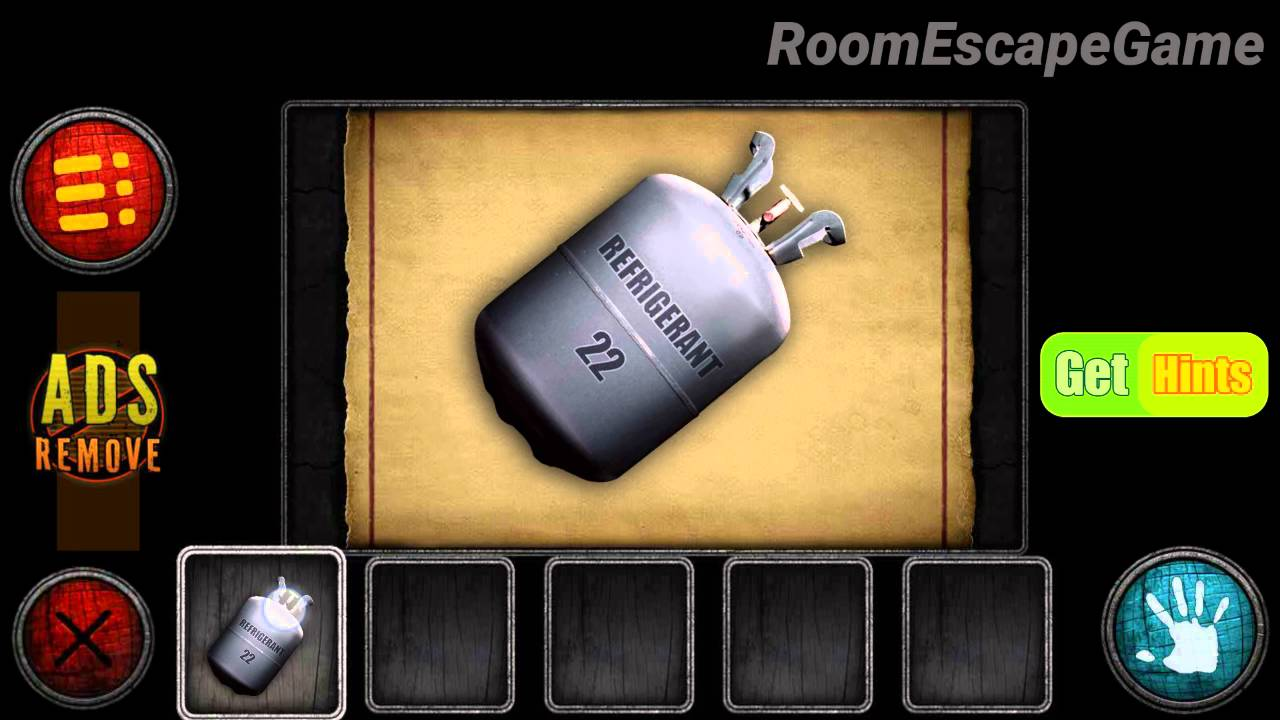 Escape from the room with the device walkthrough solution cheats - The Room Escape Stage 21 Walkthrough
