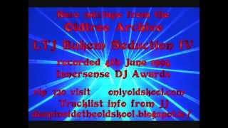 LTJ Bukem Rare Seduction Vol IV Mixtape Innersense DJ Awards 4th June 1994