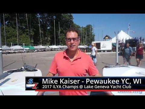 Mike Kaiser on Setting Leeboards - SailZing Aha! Insights