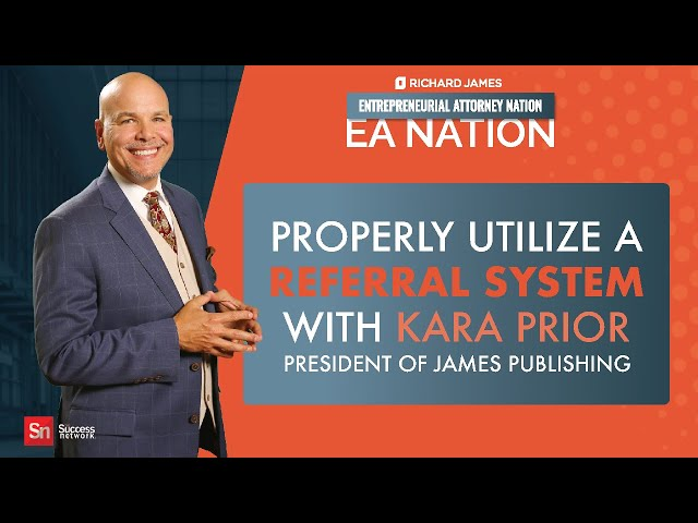 Entrepreneurial Attorney Nation - Kara Prior - James Publishing Interview