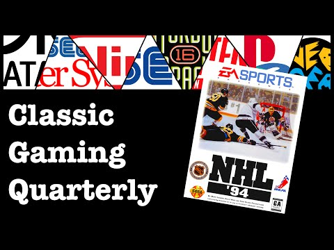 The History of NHL '94 | Classic Gaming Quarterly from YouTube · Duration:  16 minutes 24 seconds