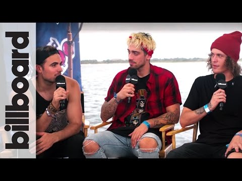 Cheat Codes: Salt n Peppa Collab & 90s Music Inspiration | Billboard Hot 100 Fest 2016