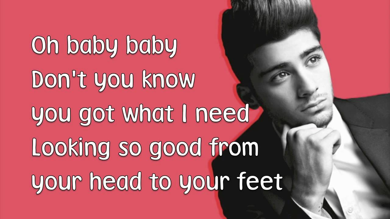 One Direction - Kiss You (Lyrics + Pictures)