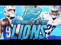 Rebuilding The Detroit Lions | Madden 18 Connected Franchise Rebuild | Le'Veon Bell Signs w/ Lions!