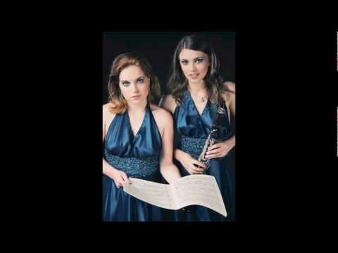 SoundArtDuo :  Krzysztof Penderecki - 3 Miniatures for clarinet and piano