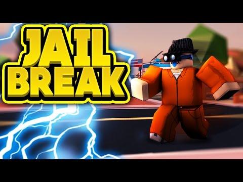 JAILBREAK! (ROBLOX Jailbreak Beta)