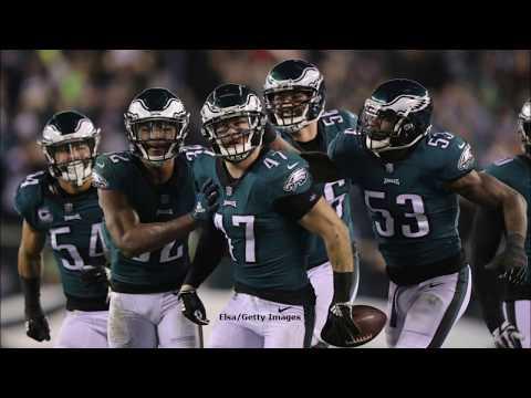 John McMullen talks health of the Eagles defense, Andre Dillard vs Bears Defense, and more thumbnail