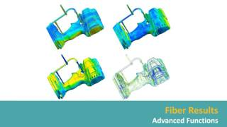 Moldex3D eDesignSYNC for NX Advanced Functions