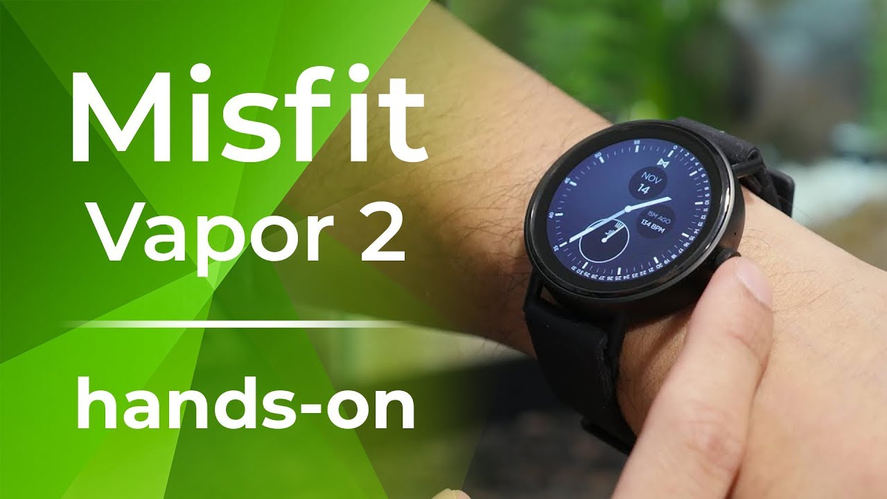 official photos 18068 030f0 Misfit Vapor 2 hands-on  Stylish, fun,   affordably priced