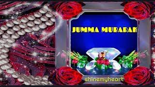 💗💗Jumma mubarak Dua latest whatsapp greetings💗💗