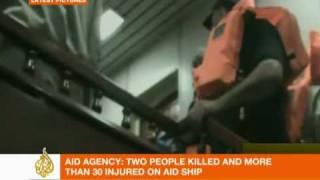 ISRAEL ETAT TERRORISTE, GAZA PRISON A CIEL OUVERT